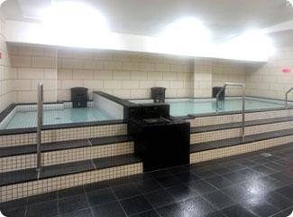 B1F 温浴施設